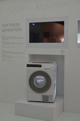 Die neuen auf der IFA präsentierten Gorenje Waschmaschinenmodelle waschen nicht nur effizient, sondern auch intelligent.