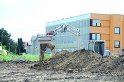 HAKA baut seinen Standort in Traun mit einem neuen Konzept komplett um.