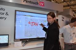 Der Pentouch TV im Praxistest: Via Google Maps war die Heimat der Insidernews für den österreichischen EFH schnell lokalisiert.