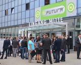 Rund 9.500 Besucher kamen dieses Jahr zur Futura nach Salzburg.
