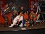 Das Team aus der Zentrale begeisterte die Expertler und die Gäste aus der Industrie mit ihren Songs zu Expert.