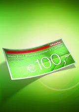 Mit dem Miele Eco-Scheck jetzt 100 Euro auf ausgewählte Eco Waschmaschinen und Wärmepumpentrockner sparen!