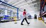 Miele investiert - zuletzt in das Werk in Bürmoos nahe Salzburg, das Großsterilisatoren in einer komplett neuen Produktionshalle unterbringt.