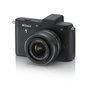 Die Nikon 1 V1 hingegen ist schon eher für den ambitionierteren Fotografen gedacht.