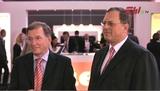 Josef Vanicek und Martin Melzer auf der Futura im Interview mit E&W TV.