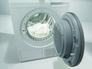 Auch kleinere Wäschemengen werden einfach und effizient getrocknet.