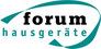 Das Forum Hausgeräte repräsentiert ein Marktvolumen von rund 790 Mio Euro pro Jahr.