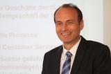 Erklärte auch in Linz zur Fachmesse SMART die neue Siemens-Organisation: Christian Zwickl-Bernhard, Leiter der Siemens-Division Industry Automation (IA).