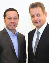 Silver Server-Gründer (li.) und -Eigentümer Oskar Obereder verkauft seinen ISP an Tele2. CEO Alfred Pufitsch kann sich über eine Verstärkung im Business-Segment freuen.