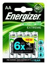 Die Energizer Extreme sind das neue Top-Produkt von Energizer.