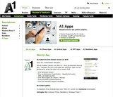 Mein A1 ist die beliebteste App im Downloadbereich des Betreibers.