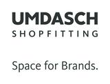 Das neue Logo von Umdasch Shopfitting