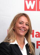 Die neue Obfrau der Bundessparte Handel, Bettina Lorentschitsch, kann von einem bisher erfolgreichen Weihnachtsgeschäft berichten.