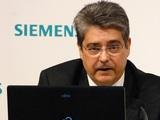 Generaldirektor Wolfgang Hesoun kann sich trotz des schwierigen Umfelds über ein solides Ergebnis bei Siemens Österreich freuen. (Foto: Karl Pichler)