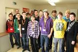 15 Lehrlinge konnte Expert-GF Alfred Kapfer zum fünften Lehrlingscollege der Kooperation begrüßen.