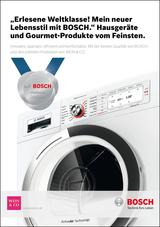 Meisterklasse: Eine große POS-Kampagne von Bosch für den BSH.