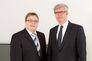 Die beiden Vorstände der Energie-Control Austria, Martin Graf (li.) und Walter Boltz (re.), begrüßen die Verordnung zur stufenweise Einführung von Smart Metern.