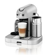 Die Gran Maestria zaubert Kaffeegenuss wie vom Barista.