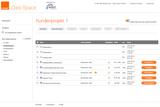 Online-Speicher für Orange-Kunden: Der Data Space Basic soll weltweit und mobil sicheren Zugriff auf die Daten des Kunden bieten.