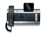 Das elmeg IP140 rundet die neue Familie von Gigaset-Telefonen bei Teldat nach  oben hin ab.