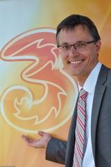 3CEO Jan Trionow freut sich über starkes Kundenwachstum im vergangenen Jahr.