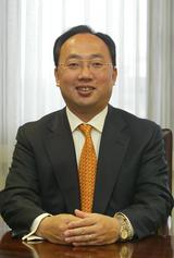 Kei Uruma, seit 30 Jahren bei Mitsubishi Electric, ist seit 1. April neuer Europa-Chef.
