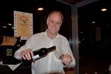 Alois Reiter kredenzte traditionell steirische Weine.