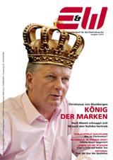 Jetzt in ihrer Post: Eine königliche E&W 5/2012