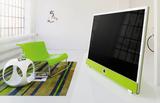 Mit der neuen Modellreihe Connect ID setzt Loewe auf Individuelles Design für den Kunden.