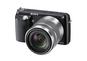 Praktischer Begleiter für Anspruchsvolle: die Systemkamera NEX-F3.