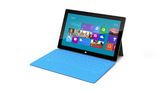 Mit dem Surface hat Microsoft seinen eigenen Tablet vorgestellt.