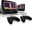 Ausgestattet mit zwei Controllern sorgt der DVD-Player PD7032T für doppelten Spiele- und Entertainmentspaß.