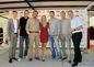 3CCO Rudolf Schrefl präsentierte heute zusammen mit Oliver Hoffinger, Frank Oehler, Johanna Setzer (Moderatorin Puls 4), Bernie Rieder Bobby Bräuer und Martin Sieberer die ultimative Kochshow: