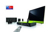 Dream-Team: Loewe Connect ID 46 und Home Cinema Set 5.1 bilden das beste europäische Home Entertainment System.
