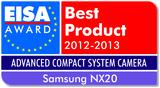 Insgesamt vier der begehrten EISA-Awards heimste Samsung heuer ein.