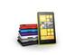 Mit den austauschbaren Polycabonat-Shells kann das Lumia 820 den individuellen Farbwünschen angepasst werden.