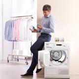 Miele bietet jetzt langanhaltend frisch duftende Wäsche direkt aus dem Trockner. Zur Auswahl stehen drei unterschiedliche Duftkompositionen, mit denen unterschiedliche Wünsche und Vorlieben berücksichtigt werden können.