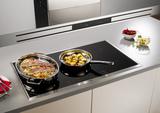 Individuelle Kochfeldaufteilung, Größen für jeden Bedarf und praktische Zusatzmodule: die neuen Induktionsfelder von AEG.