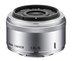 Das neue 1 NIKKOR Objektiv bietet ein tolles Preis-Leistungs-Verhältnis und ist in Silber, mattem Schwarz oder Weiß erhältlich.