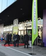 Rund 10.000 Besucher kamen laut Messe-Betreiber Reed zur Futura.