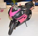 War schon auf der Futura zu bewundern - die Ducati 848 EVO kann man mit ein wenig Glück gewinnen.