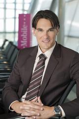 Christian Asperger (34) ist seit 17. September neuer Senior Vice President Market Management Consumer