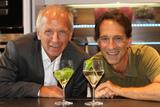 Siemens Haushaltsgeräte GF Erich Scheithauer und Peter Tichatschek setzen auf Online-Kommunikation.