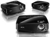 Die neue eistungsstarke und energieeffiziente BenQ Projektor-Serie.