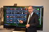 Alfred Sperl, A1 Vorstand Marketing, Vertrieb und Service, sieht den Relaunch von A1 TV als den wichtigsten Produktlaunch des Netzbetreibers in diesem Jahr.
