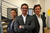 Katrin Meyer-Schönherr, Sandro Götz und Stephan Focken (v.l.) untersuchten die Kundenloyalität.
