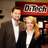 Zwei erfolgreiche Unternehmer der Branche: Damian Izdebski und Aleksandra Izdebska expandieren erfolgreich weiter. (Foto: ditech.at)