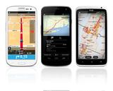 TomTom hat seine Smartphone-App für die neuesten Android-Modelle optimiert.