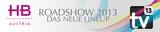 UE, WW, IT, TK und Zubehör: Die neuen Line-ups von Samsung, Loewe, Toshiba, Philips, Canon, Epson, BenQ, Schaub Lorenz, AOC, NBL und GP erwarten die Besucher der HB Austria-Roadshow.