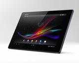 Mit dem Xperia Tablet Z bringt Sony einen Tablet für das Premium-Segment, der obendrein noch